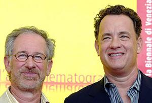 Tom Hanks e Steven Spielberg di nuovo insieme