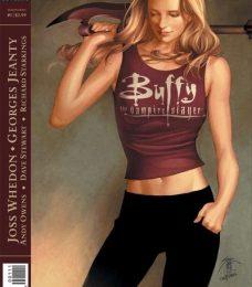 Buffy l'ammazza vampiri, l'ottava stagione in versione cartacea