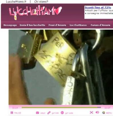 Nasce Lucchettiamo, uno YouTube in rosa