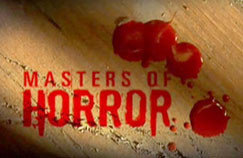 Dario Argento come Hitchcock, presenta Masters of Horror