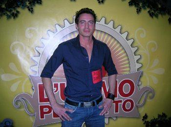 Davide Paternesi ha vinto L'Uomo Perfetto