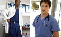 Greys Anatomy, cacciato lomofobico Isaiah Washington