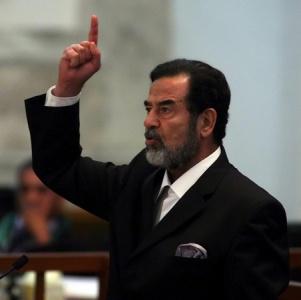 Between the River, la mini serie su Saddam Hussein