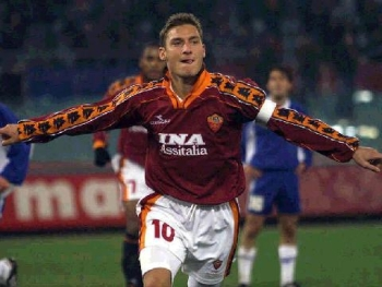 I Cesaroni, Francesco Totti come guest star