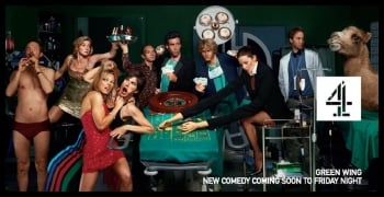 Green Wing, la seconda stagione su Sky Show