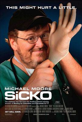 Sicko, il film denuncia di Michael Moore sulla sanità USA