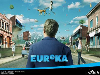Eureka, la nuova serie tv SciFi su Fox