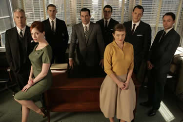 Mad Men, la nuova serie della AMC – video