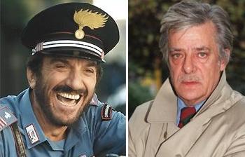 Il Maresciallo Rocca, Proietti e Giannini nella nuova miniserie