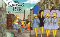 Simpson alla moda con Linda Evangelista su Harpers Bazaar