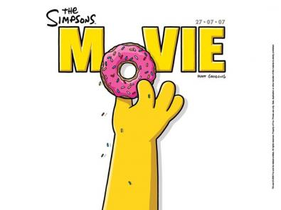 The Simpsons Movie, di David Silverman