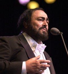 Luciano Pavarotti è morto stanotte