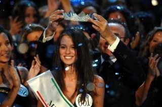 Silvia Battisti incoronata Miss Italia – fotogallery