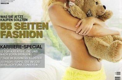 Paris Hilton tornerà in prigione – fotogallery servizio GQ Germania