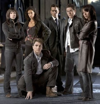Torchwood, da stasera su Jimmy lo spin-off di Doctor Who
