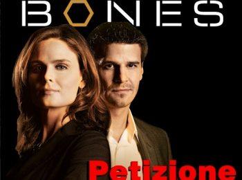 Bones, petizione contro i maltrattamenti Mediaset