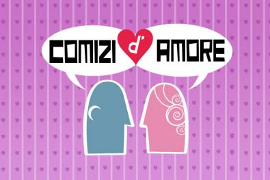 Comizi d'Amore 2 con Carola Silvestrelli