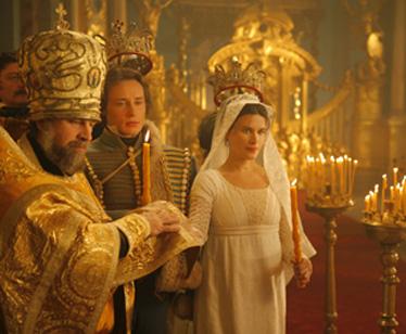 Il matrimonio tra Nicolaj Rostov e Marja Bolkonskaja