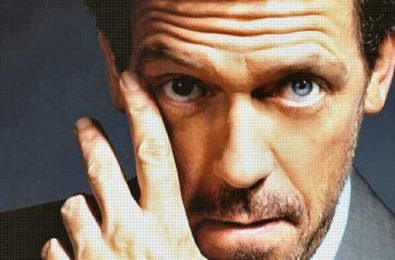 Hugh Laurie parla di House