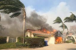 Le riprese di 24 rimandate per l'incendio di San Diego