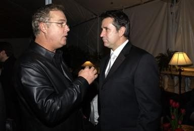 William Petersen e Anthony LaPaglia parlano del crossover CSI – Senza traccia