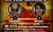 Cecchi Paone resta sullIsola, ma Coco manda al televoto Malgioglio e Miriana