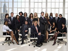 "Anche Carol Alt e Gene Simmons in ""The Apprentice: Celebrity Edition"""