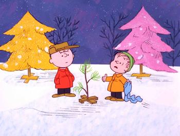 Charlie Brown in versione digitale inedita per Natale