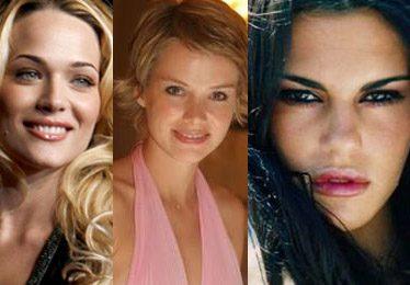Sanremo 2008: Laura Chatti, Andrea Osvart e Bianca Guaccero in lizza