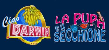Mediaset: Ciao Darwin promosso al sabato, La Pupa e il Secchione rimandato a settembre