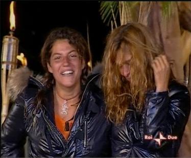 Debora e Manuela in finale