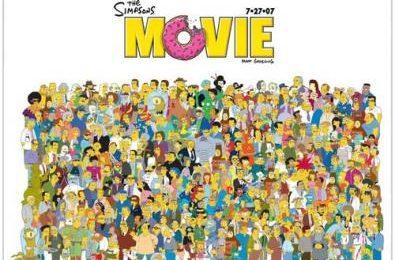 Mise The Simpson Movie in rete, condannato ventitrenne