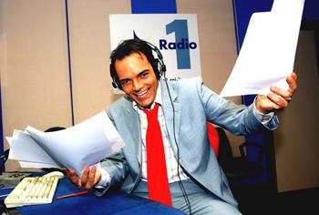 Igor Righetti premiato a Salerno come rivelazione dell'anno