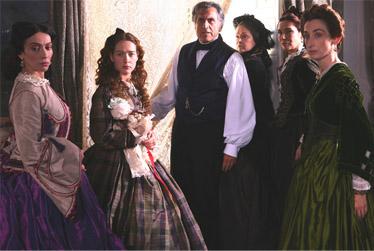 Il cast de I Vicerè