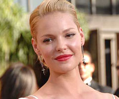 "Katherine Heigl in ""The Ugly Truth"""