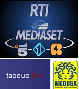 Joint venture in casa Mediaset tra Rti, Medusa Film e Taodue