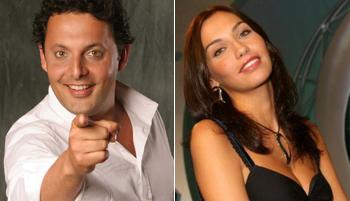 Pyramid, Debora Salvalaggio e Enrico Brignano nel nuovo Game Show di Rai Due