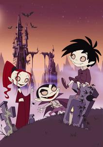 Scuola di Vampiri, la nuova serie animata su Rai Due