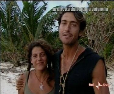 Vittorio e Manuela sull'Ultima Spiaggia