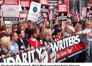 Continua lo sciopero degli sceneggiatori, niente dibattito per i Democratici?