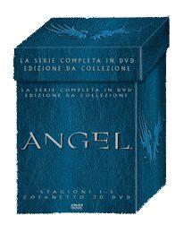 Angel, tutte le cinque stagioni in un cofanetto