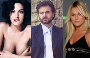 Da sinistra, Sonia Aquino, Ferdinando Maddaloni e Camilla Vittoria Ferranti