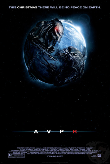 """""""Alien vs Predator: Requiem"""", al cinema dal 25 gennaio 2008 (trailer + locandina)"""