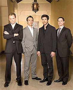 La ABC cancella Big Shots, la NBC Journeyman