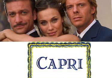 Sciopera la troupe della fiction Capri