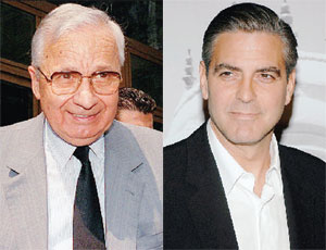 George Clooney sarà Licio Gelli?