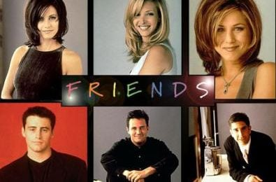 Tutto il cast di Friends guest-star in Dirt?