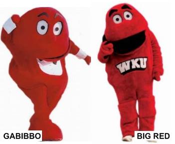Mediaset vince la causa, il Gabibbo non è una copia di Big Red