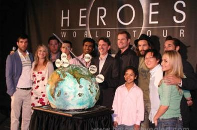 Heroes, il promo italiano della terza stagione