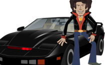 Knight Rider TurboBoost , Supercar in versione cartoon - video
